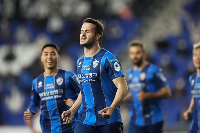 'Barco 1 Goal 1 Help'울산이 FC 서울을 3-2로 이겼습니다 … 전북 체이스 선두